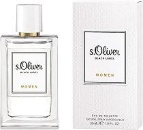 s.Oliver Black Label Women EDT - Дамски парфюм -