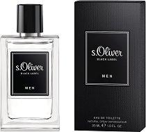 s.Oliver Black Label Men EDT - Мъжки парфюм -