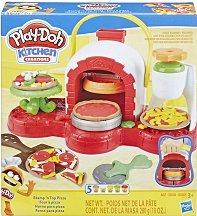 """Направи сам - Пица - Творчески комплект с моделин от серията """"Play-Doh: Kitchen"""" - играчка"""