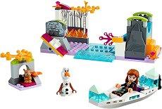 LEGO: Замръзналото кралство - Експедицията на Анна - играчка