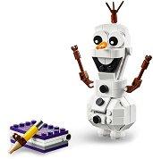 """Замръзналото кралство: Олаф - Детски конструктор от серията """"Принцесите на Дисни"""" - играчка"""