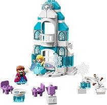 LEGO: Замръзналото кралство - Леден замък - играчка