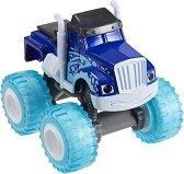 """Крашър - Метална количка от серията """"Пламъчко и машините"""" - играчка"""