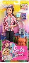 Барби - Скипър на път - кукла
