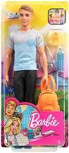Кен на път - кукла