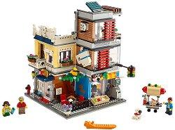 LEGO: Creator -  Зоомагазин с кафене 3 в 1 -