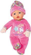 "Кукла бебе с дрънкалка - Бейби Борн - От серия ""Baby Born"" -"