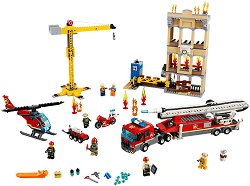 LEGO: City - Пожар в центъра - играчка