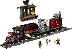 LEGO: Hidden Side - Призрачен влак -