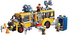 """Паранормален автобус - Детски конструктор от серията """"LEGO: Hidden Side"""" -"""