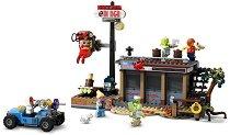 LEGO: Hidden Side - Нападение в ресторанта - играчка