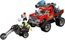 LEGO: Hidden Side - Камионът за каскади на Ел Фуего -