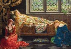 Спяща красавица -