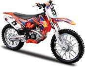 KTM 450 SX-F - Метална играчка -