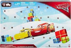 """Коледен календар - Колите - Комплект от серията """"Колите"""" - играчка"""