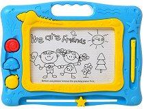Магнитна дъска за рисуване - Draw and Write - кукла