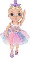 Кукла балерина - Dreamer - Детска играчка със светлинни и звукови ефекти -