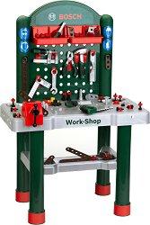 """Детска работилница с инструменти - Bosch - Комплект играчки от серията """"Bosch-mini"""" -"""