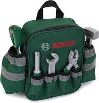 """Чанта с инструменти - Bosch - Комплект играчки от серията """"Bosch-mini"""" -"""