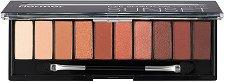 Flormar Eye Shadow Palette Sunset - Палитра с 10 цвята сенки за очи - сенки