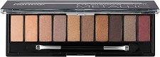 Flormar Eye Shadow Palette Mettalic - Палитра с 10 цвята сенки за очи - сенки