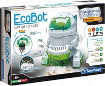 """Робот - EcoBot - Образователен комплект от серията """"Science and Play"""" - играчка"""