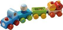 Влакче - Детска играчка -