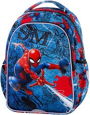 Ученическа раница - Joy S: Spiderman Denim - раница