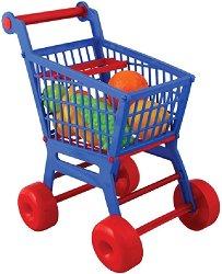 Пазарска количка - играчка