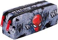 Ученически несесер - Edge: Spiderman Black - продукт
