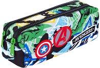 Ученически несесер - Edge: Avengers Badges - раница