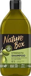 Nature Box Olive Oil Strength Shampoo -