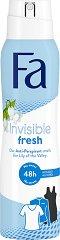 Fa Invisible Fresh 48H Anti-Perspirant -