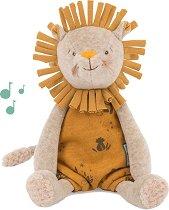 """Лъвчето Паприка - Музикална плюшена играчка от серията """"Under My Baobab"""" -"""