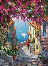 Стълби към океана - Сонг Ким(Sung Kim) - пъзел