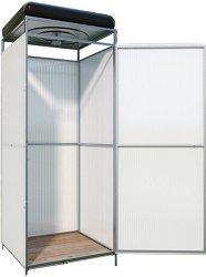 Соларна душ кабина - Uno - С резервоар с обем 130 l