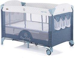 Сгъваемо бебешко легло на две нива - Merida 2020 - продукт