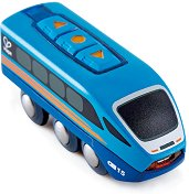 Акумулаторен локомотив с USB - играчка