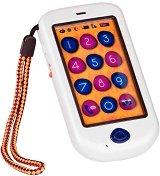 """Смартфон със звукови и светлинни ефекти - Детска интерактивна играчка от серията """"B Toys"""" -"""