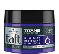 Taft Titane Power Gel - Гел за коса за дълготрайна фиксация -