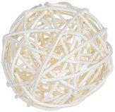 Декоративна топка от ратан