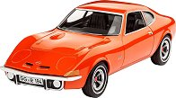 Автомобил - Opel GT - макет