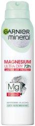 Garnier Mineral Magnesium Ultra Dry Anti-Perspirant - Дамски дезодорант против изпотяване с магнезий - дезодорант