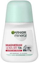 Garnier Mineral Magnesium Ultra Dry Anti-Perspirant Roll-On - ролон