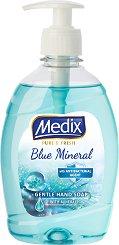 Течен сапун - Medix Blue Mineral - продукт
