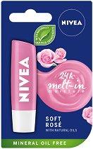 Nivea 24 Melt-in Moisture Soft Rose - продукт