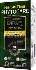 Подхранваща трайна боя за коса - Phytocare - масло