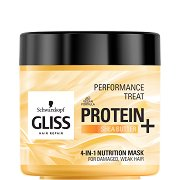 Gliss 4-in-1 Nutrition Mask - Подхранваща маска за увредена и слаба коса -