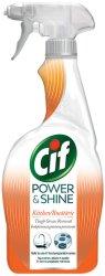 Почистващ препарат за кухня с портокал и мандарина - Cif -