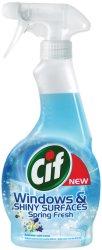 Почистващ препарат за стъкло и прозорци - Cif - Разфасовка от 0.500 l - продукт